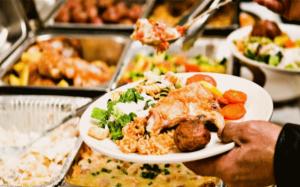 Buffets und Catering für Ihre Veranstaltung